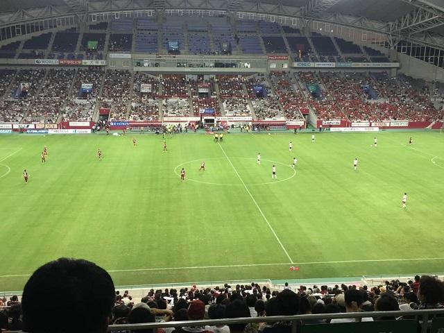 神戸 ノエビア 座席 スタジアム